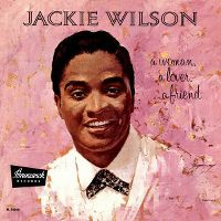 Cover Jackie Wilson - A Woman, A Lover, A Friend