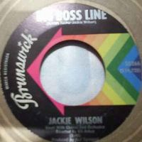 Cover Jackie Wilson - Big Boss Line