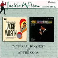 Cover Jackie Wilson - By Special Request & At The Copa