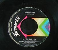 Cover Jackie Wilson - Danny Boy