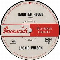 Cover Jackie Wilson - Haunted House