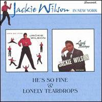 Cover Jackie Wilson - He's So Fine & Lonely Teardrops