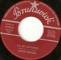 Cover Jackie Wilson - I'll Be Satisfied