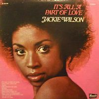 Cover Jackie Wilson - It's All A Part Of Love