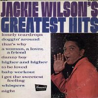Cover Jackie Wilson - Jackie Wilson's Greatest Hits