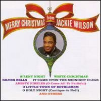 Cover Jackie Wilson - Merry Christmas From Jackie Wilson
