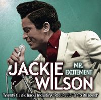 Cover Jackie Wilson - Mr. Exitement