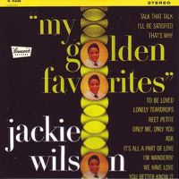 Cover Jackie Wilson - My Golden Favorites