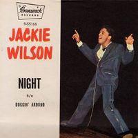 Cover Jackie Wilson - Night