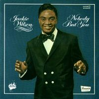 Cover Jackie Wilson - Nobody But You