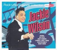 Cover Jackie Wilson - Rock'n'Roll Legends Collection