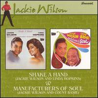 Cover Jackie Wilson - Shake A Hand (Jackie Wilson And Linda Hopkins) & Manufacturers Of Soul (Jackie Wilson And Count Basie)