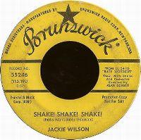 Cover Jackie Wilson - Shake! Shake! Shake!