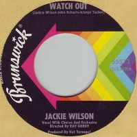 Cover Jackie Wilson - She's All Right