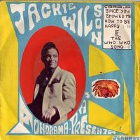 Cover Jackie Wilson - Since You Showed Me How To Be Happy