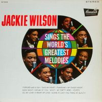 Cover Jackie Wilson - Sings The World's Greatest Melodies