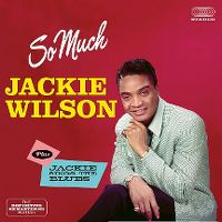 Cover Jackie Wilson - So Much / Jackie Sings The Blues