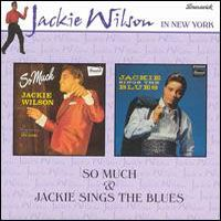 Cover Jackie Wilson - So Much & Jackie Sings The Blues