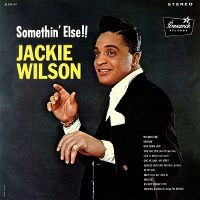 Cover Jackie Wilson - Somethin' Else!!