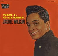 Cover Jackie Wilson - Soul Galore