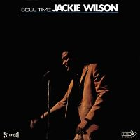 Cover Jackie Wilson - Soul Time