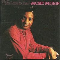 Cover Jackie Wilson - This Love Is Real