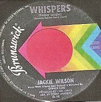 Cover Jackie Wilson - Whispers (Gettin' Louder)