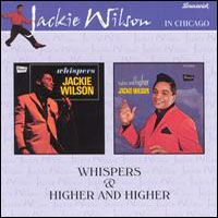 Cover Jackie Wilson - Whispers & Higher And Higher