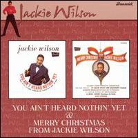 Cover Jackie Wilson - You Ain't Heard Nothin' Yet & Merry Christmas From Jackie Wilson