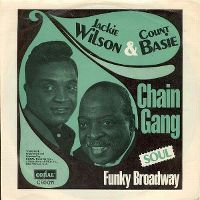 Cover Jackie Wilson & Count Basie - Chain Gang