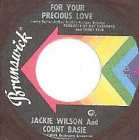 Cover Jackie Wilson & Count Basie - For Your Precious Love
