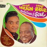 Cover Jackie Wilson & Count Basie - Manufacturers Of Soul