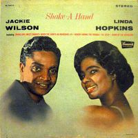 Cover Jackie Wilson & Linda Hopkins - Shake A Hand