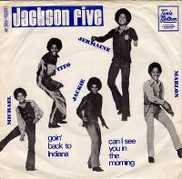 Cover Jackson 5 - Goin' Back To Indiana