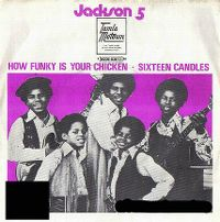 Cover Jackson 5 - How Funky Is Your Chicken