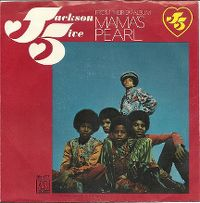 Cover Jackson 5 - Mama's Pearl