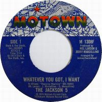 Cover Jackson 5 - Whatever You Got, I Want