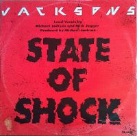 Cover Jacksons - State Of Shock