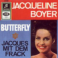Cover Jacqueline Boyer - Butterfly