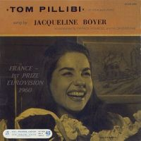 Cover Jacqueline Boyer - Tom Pillibi