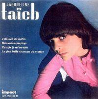 Cover Jacqueline Taïeb - 7 heures du matin