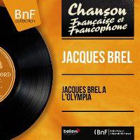 Cover Jacques Brel - À l'Olympia