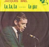 Cover Jacques Brel - La... la... la...
