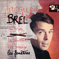 Cover Jacques Brel - Les toros