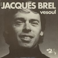 Cover Jacques Brel - Vesoul