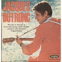 Cover Jacques Dutronc - Il est cinq heures, Paris s'éveille