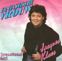 Cover Jacques Kloes - Fantastische vrouw