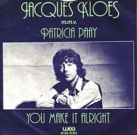 Cover Jacques Kloes m.m.v. Patricia Paay - You Make It Alright