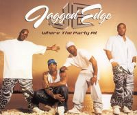 Cover Jagged Edge - Where The Party At