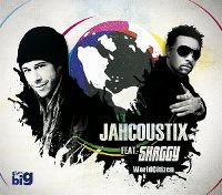 Cover Jahcoustix feat. Shaggy - WorldCitizen